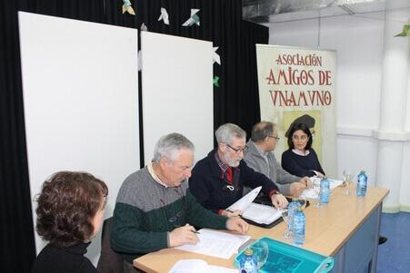 Primera asamblea general de socios