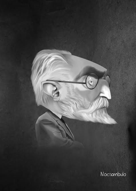 Caricatura Luis Armestar