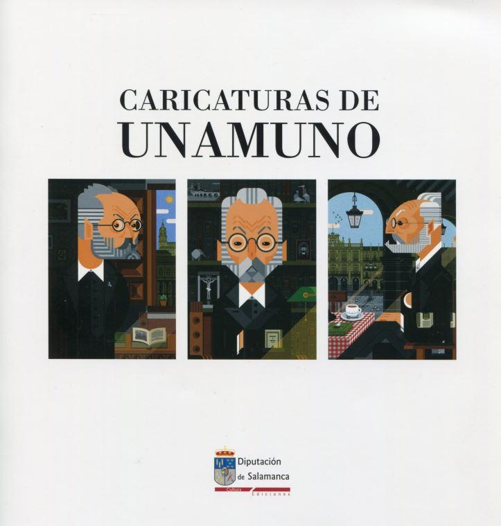 Catálogo de caricaturas de Unamuno
