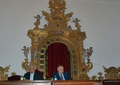 Luis Andrés Marcos y Antonio de Miguel