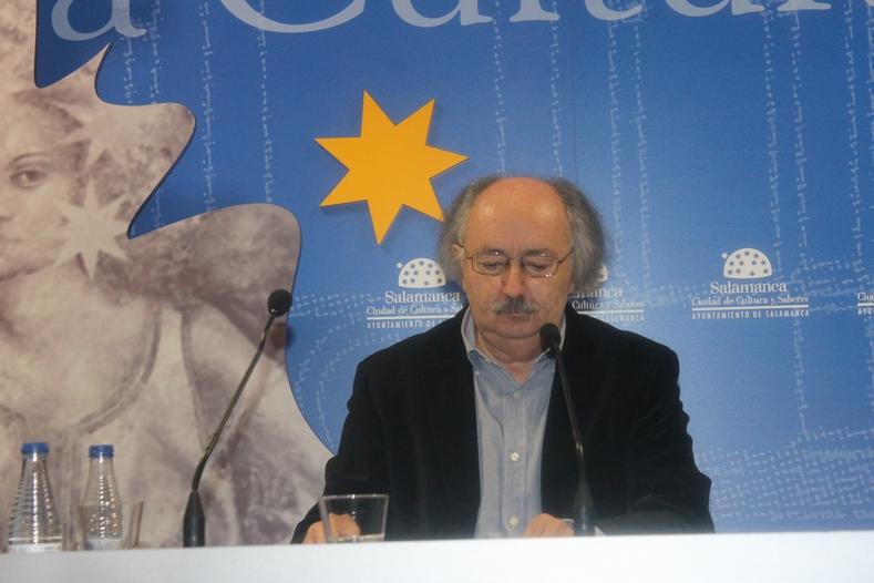 Conferencia: ¿Una poética del sentir o una poética del pensar? por Antonio Colinas