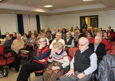 Conferencia Antonio Colinas. Sala de la Palabra.