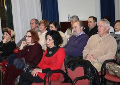Conferencia Antonio Colinas. Sala de la Palabra