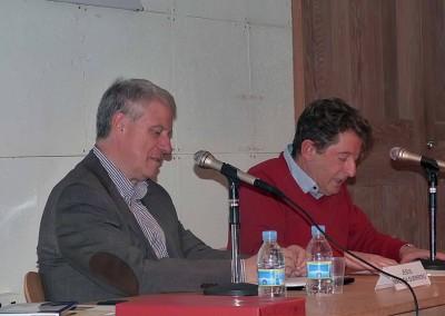 Jesús Málaga y Pablo Unamuno