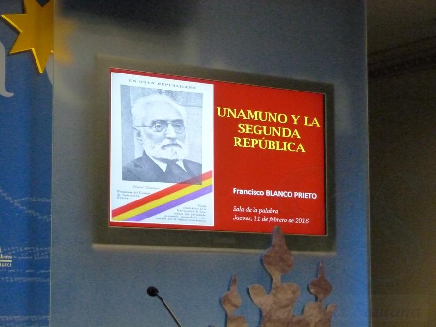 Unamuno y la república