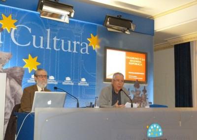 Francisco Blanco y Luis Gutiérrez