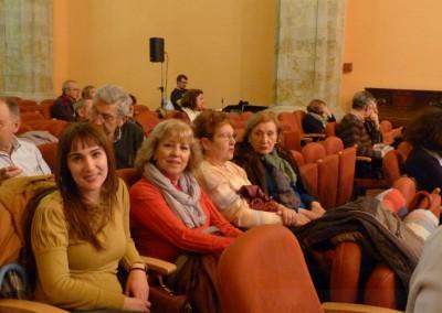 Auditorio San Blas.