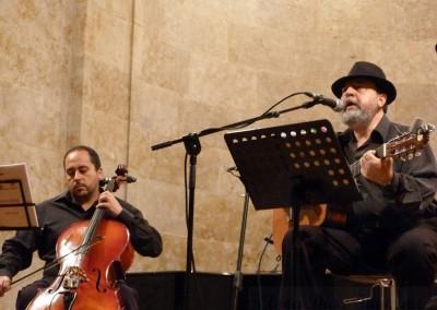 Manuel Madrid y Néstor Paz Madrid. Confinamiento y destierro