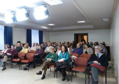 Asistentes a las Jornadas, Unamuno y Cervantes al encuentro