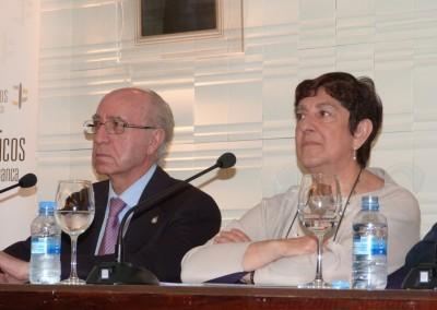 Manuel Gómez Benito y Consuelo del Cañizo
