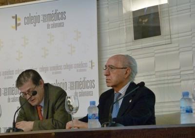 Agustín del Cañizo Álvarez y Manuel Gómez Benito