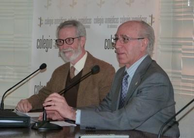 Francisco Blanco Prieto y Manuel Gómez Benito