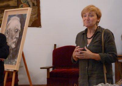 Ana Chaguaceda. Directora de la Casa Museo Unamuno