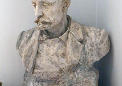 Busto de D. Miguel