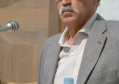 Jesús Gómez Blázquez. Conferencia Unamuno en Becedas