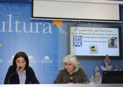 Montse Villar - Elena Díaz