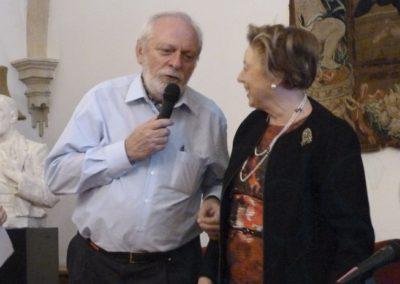 Unamuno y la mujer - Josefina Cuesta con Emiliano Jimemez