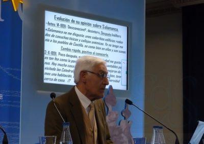 Ruta unamuniana salmantina. Eugenio García Zarza