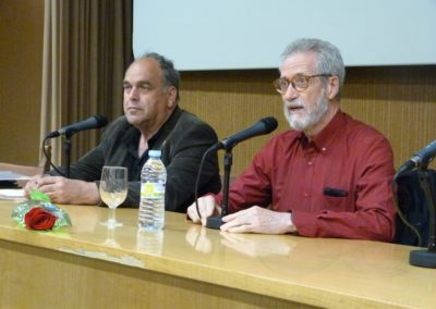 J.Amador Martín, Francisco Blanco