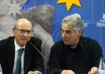 Félix Montes y Manuel Andrés
