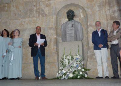 Luis Andrés Marcos y Francisco Blanco