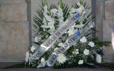 Celebración del 29 de Septiembre en homenaje a Miguel de Unamuno