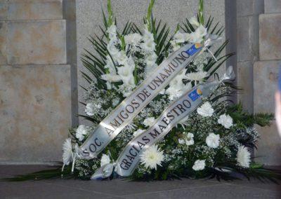 29 de Septiembre en homenaje a Miguel de Unamuno