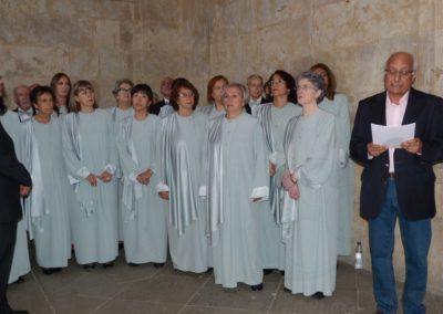 Coro Salinas - 29 de Septiembre en homenaje a Miguel de Unamuno