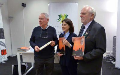 Presentación revista Nivola nº5. Año 2017