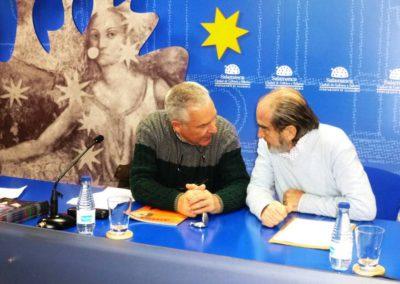 Luis Gutiérrez y Javier Martín (Jotamar)