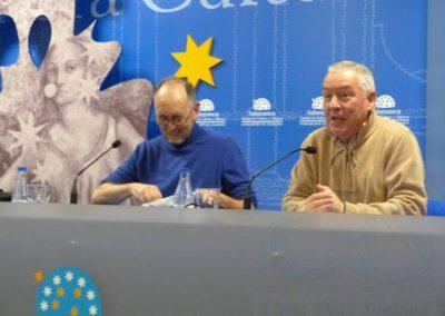 Óscar Pacheco Andrada y Luis Gutiérrez Barrio