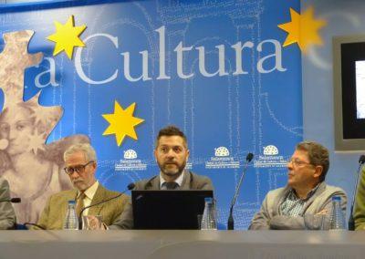Francisco Blanco, Julio López Revuelta y Pablo Unamuno