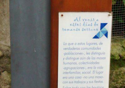 Ruta unamuniana - Candelario