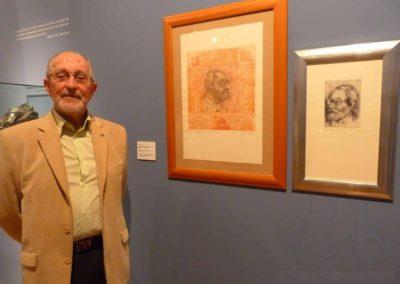 Exposición Iconografía Unamuniana