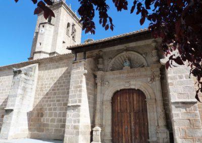 Iglesia de la Purísima Concepción - Becedas