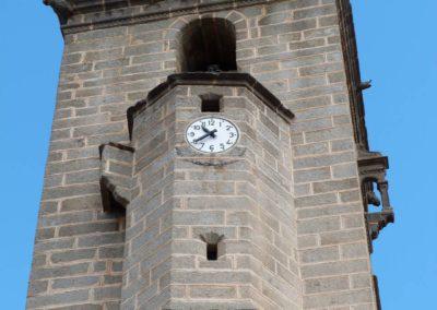 Torre de la Iglesia de la Purísima Concepción  - Becedas