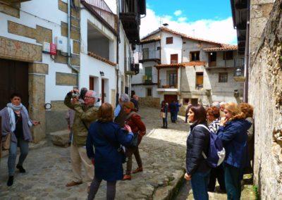 Excursión unamuniana - Candelario