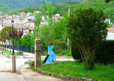 primera de las que se pensó que poblarían el Paseo de las Pajaritas - Candelario