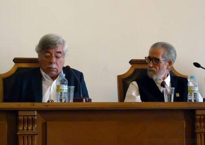 Román Álvarez y Francisco Blanco