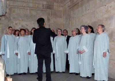 Coro Salinas,  'Gaudeamus igitur'