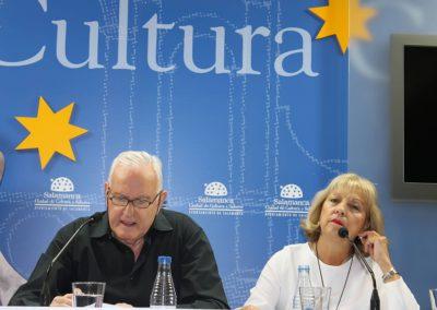 J.Mª S. Terrones y Mª Ángeles Gutiérrez