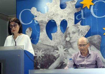 Elena Díaz y Félix Montes