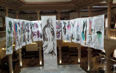 Visita Exposición: Viaje al Paraíso. La Divina comedia de Dante