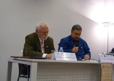 Emiliano Jiménez Fuentes y Vicente Justo Hermida