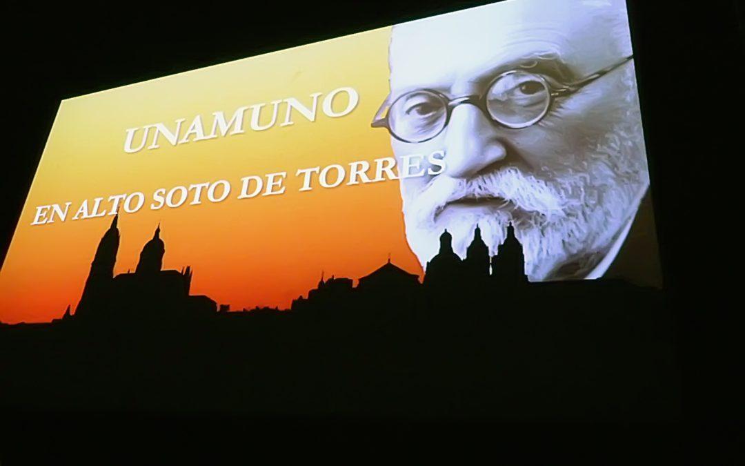 Presentación del Documental: «Unamuno en alto soto de torres»