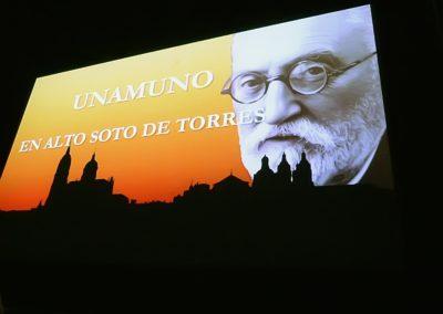 Documental: Unamuno en alto soto de torres
