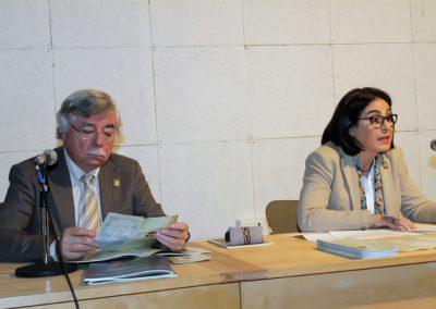 Román Álvarez, Elena Díaz Santana