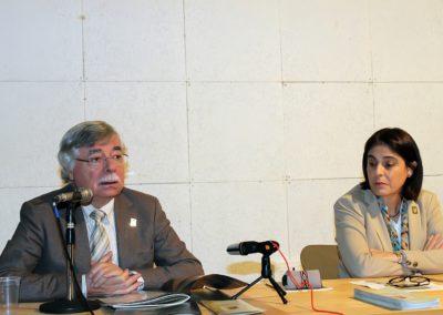 Román Álvarez y Elena Díaz Santana