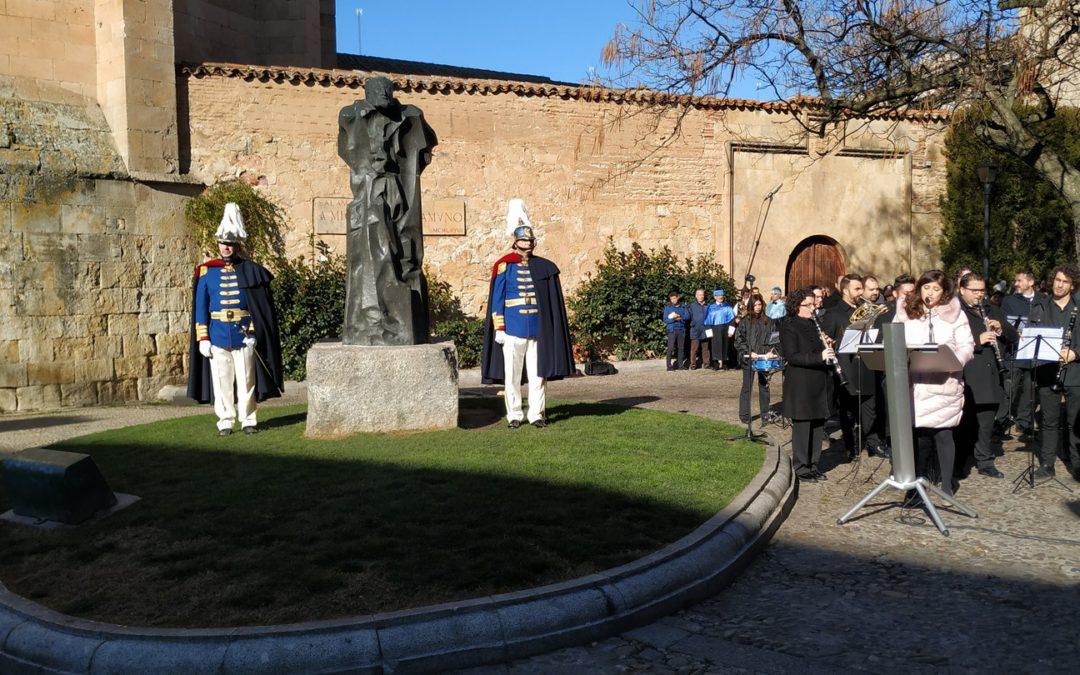 Homenaje a Unamuno. 31 de diciembre