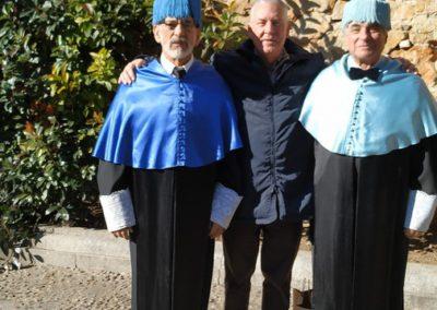 Félix Nieto, Luis Gutierrez y Manuel Andrés